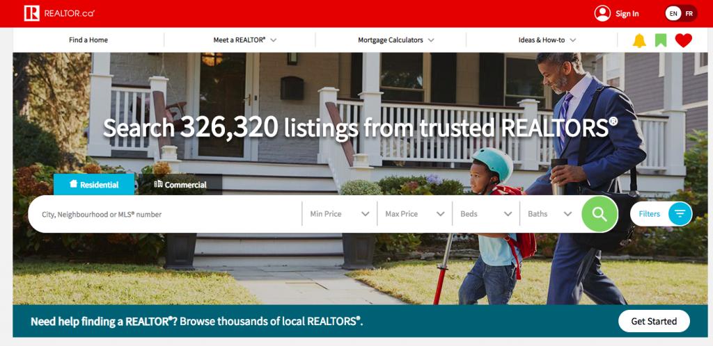 REALTOR.ca Upgrade